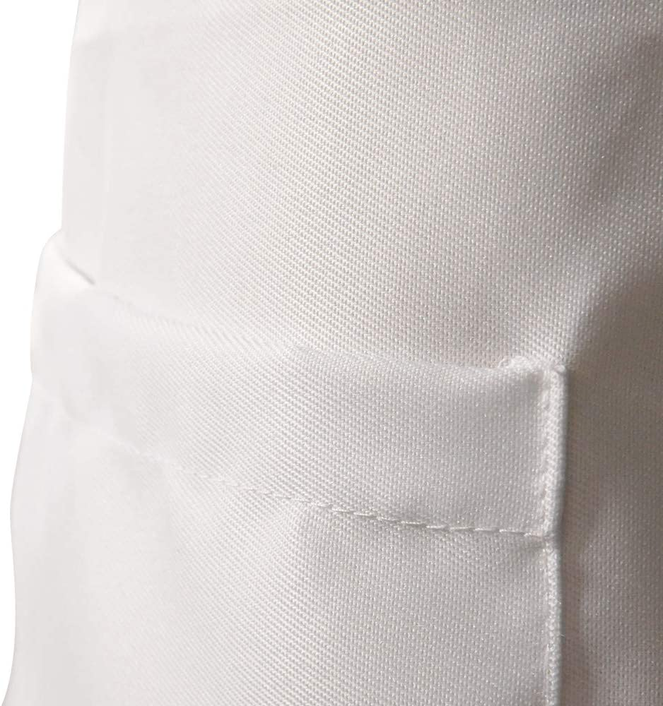 Funny Hot Grilling Papa Chef,White onepicebest Cleaning Supplies Chefs Apron Kitchen Cooks Restaurant Bistro BBQ School College 2 Pockets Aprons