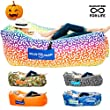 Chillbo Baggins Inflatable Lounger Hangout Sofa! Inflatable Couch is perfect for Indoor or Outdoor Hangout or Inflatable Lounge Air Chair for Camping Picnics & Music Festivals
