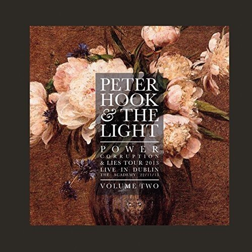 Peter Hook and the Light - Power Corruption & Lies: Live In Dublin Vol 2 [No USA] (Colored Vinyl, Red, Limited Edition, United Kingdom - Import)
