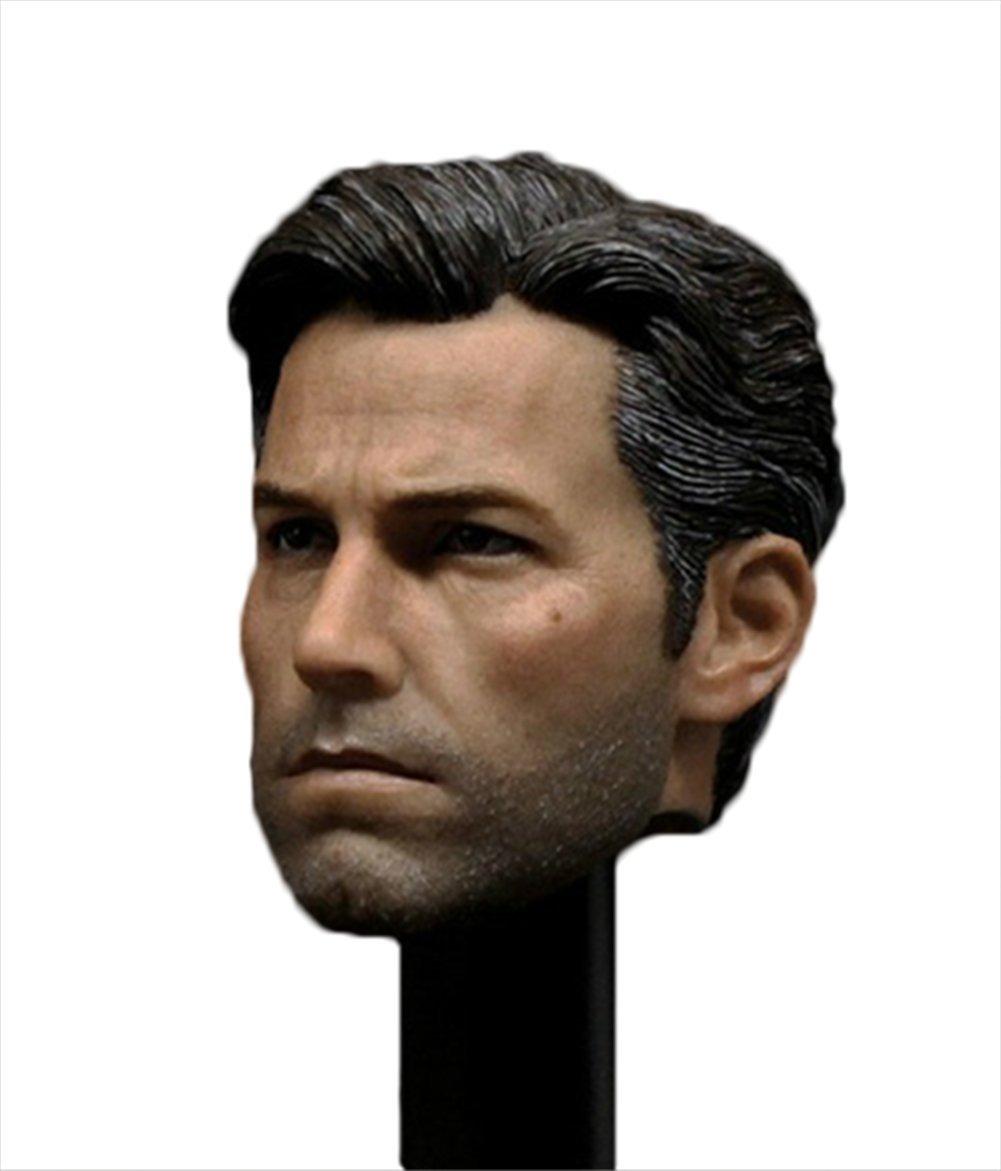 1//6 Custom Head Sculpt for Phicen Muscular Male Body
