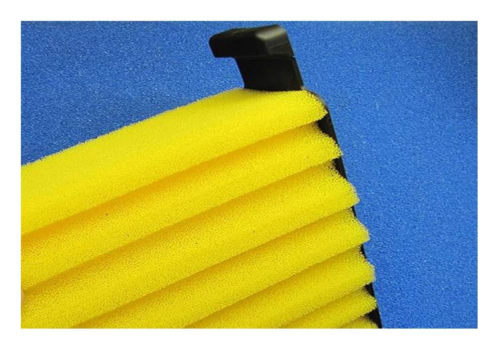 Filterschwamm gelb für Modulfilter CBF