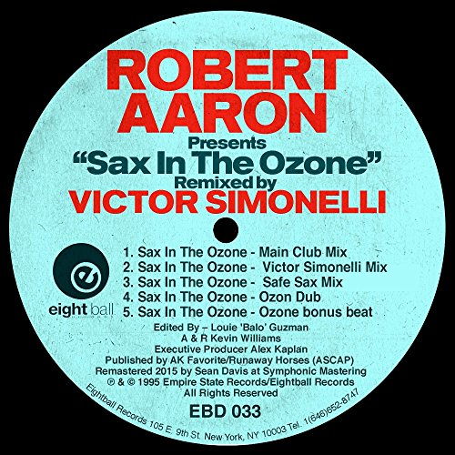 (Sax In The Ozone (Safe Sax Mix))
