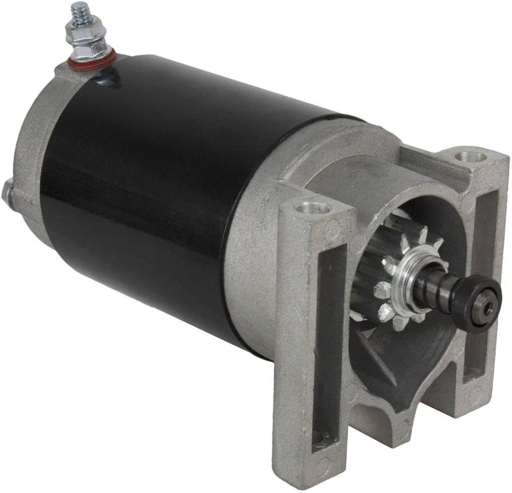 Rareelectrical NEW STARTER COMPATIBLE WITH HONDA ENGINE 18HP 20HP GX610 GXV610 GX620 31200ZJ1A0040 31200ZJ1-004 31200ZJ1A0040 31200ZJ4-003 5680640, SM56804