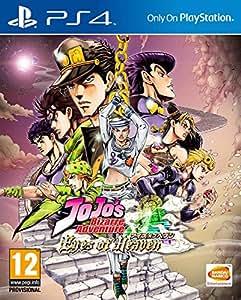 Jojos Bizarre Adventure PlayStation 4 by Bandai