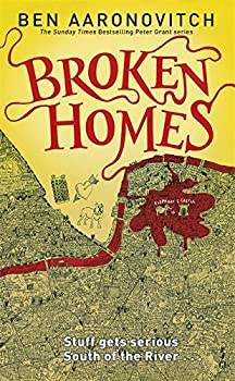 Broken Homes Hardcover – January 1, 2013 by Ben Aaronovitch (Author)