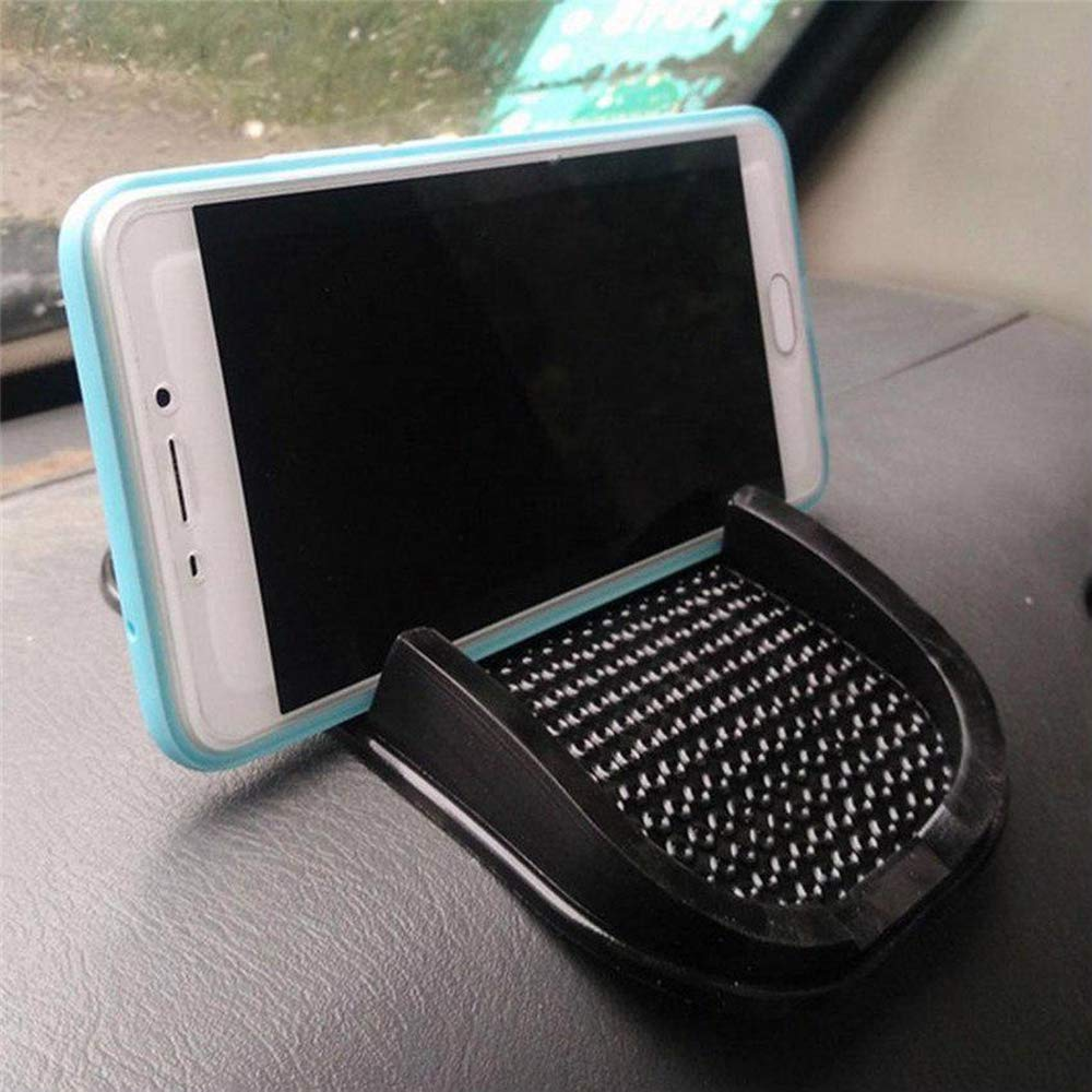 Amazon.com: Multifunctional Car Dashboard Sticky Gel Pads Anti-Slip Cell Phone Stand Recipe Holder for iPhone Samsung Moto Android and Other Phone: Cell ...