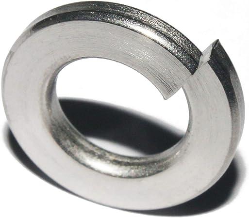 3//8-16 x 1//2 - Stainless Steel 18-8 - Grub-Blind-Allen-Headless Screw Quantity: 100 Set Screws Square Head