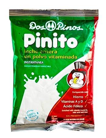 Dos Pinos, Pinito Leche En Polvo Powdered Whole Milk, 400 gr (16oz)