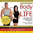 Champions Body-for-LIFE Audiobook by Art Carey Narrated by Michelle Lee