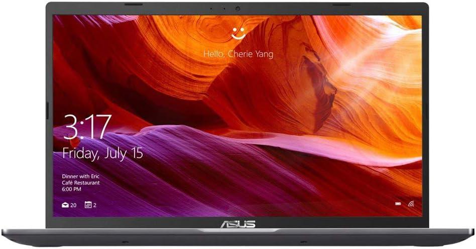ASUS Laptop 15 X509JA-EJ025T Laptop (Star Grey) – 2 Core Intel Core i3-1005G1 Processor 1.2 GHz, 4GB RAM, 256GB SSD, Intel UHD Graphics, 15.6…