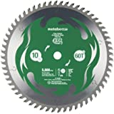 Metabo HPT 115435M 10 in. 60-Tooth Fine Finish VPR Blade