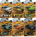 Hot Wheels 2019 Rally Car Set of 6