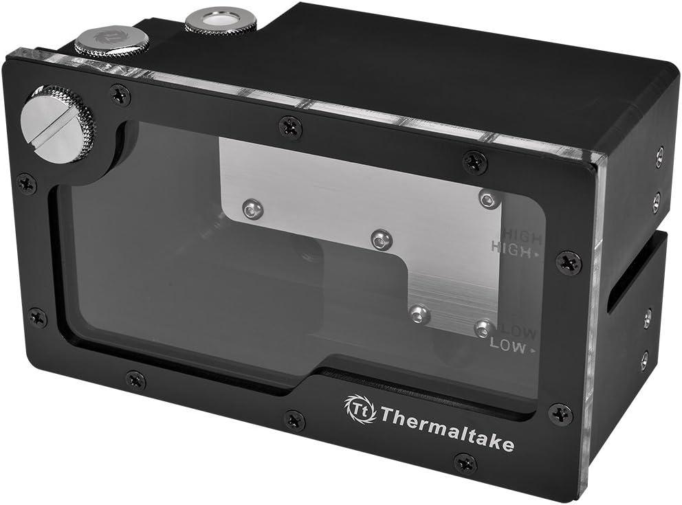 Thermaltake CL-W085-PL00BL-A Pacific PR2U Pump/Reservoir Combo Liquid Cooling System - Black