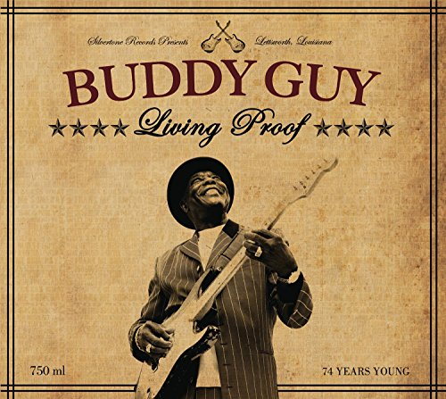 Living Proof (Buddy Guy Cd)