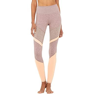 b728f82029 Image Unavailable. Image not available for. Color: ALO Women's High-Waist  Alosoft Sheila ...