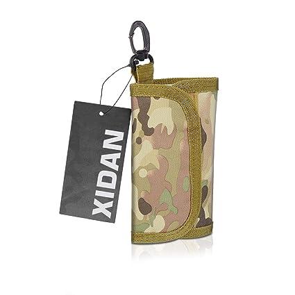 Xidan Hombres Táctico Ejército Billetera Militar Monedero ...