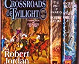 3 Volume Set of The Wheel of Time Collection:
