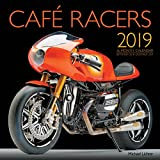 Cafe Racers 2019: 16-Month Calendar September 2018 Through December 2019