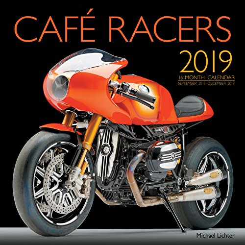 Pdf Transportation Cafe Racers 2019: 16-Month Calendar September 2018 Through December 2019