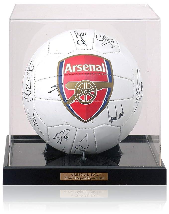 MBS Arsenal FC 2014/15 FA Cup Winning Squad - Balón de fútbol ...