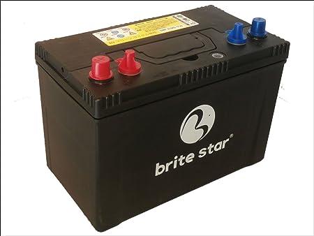 ブライトスター ディープサイクル バッテリー SMF 27MS-730