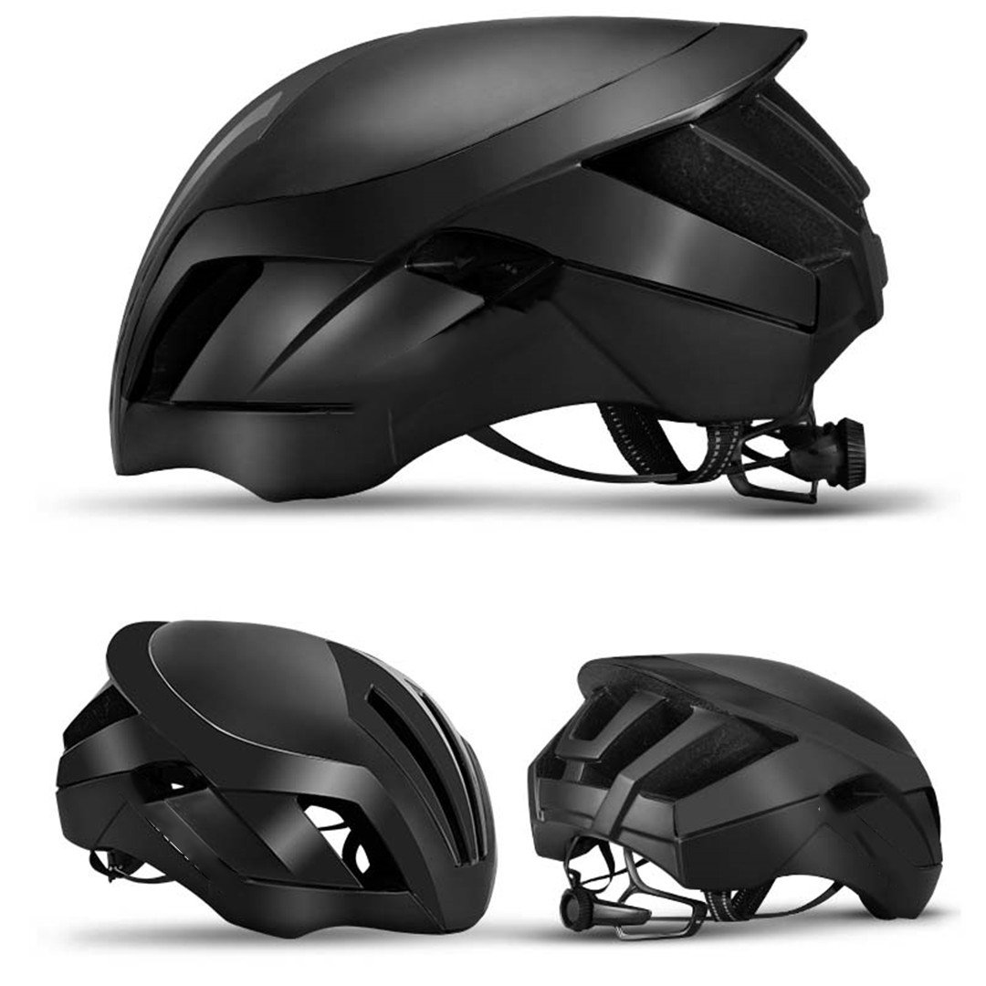 Amazon.com : Cycling Helmet 3 In 1 MTB Road Bike Helmet Reflective Safety Integrally-Molded Riding Bicycle Helmet Bike Accessories TT-30-BK : Sports & ...