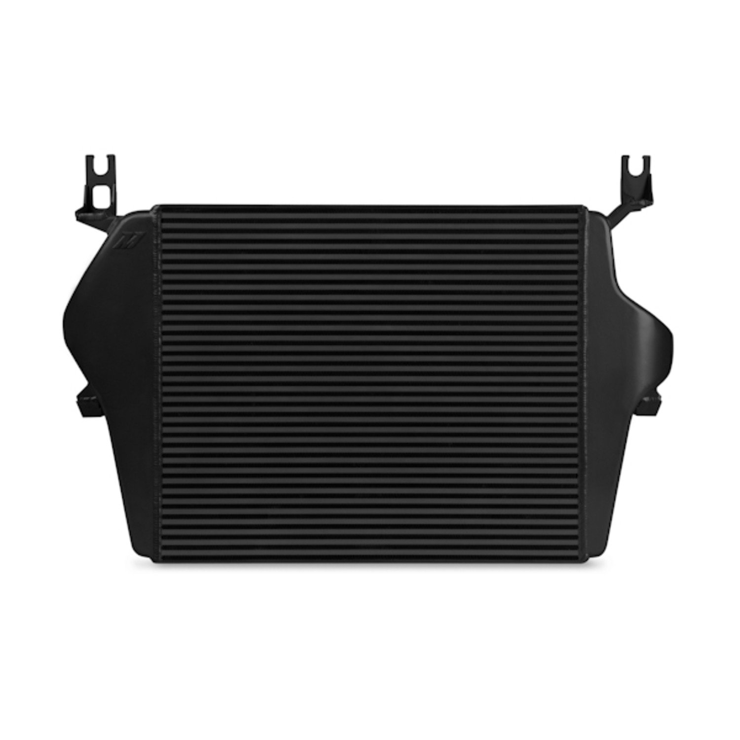 2003-2007 Black Mishimoto MMINT-F2D-03BK Ford 6.0L Powerstroke Intercooler