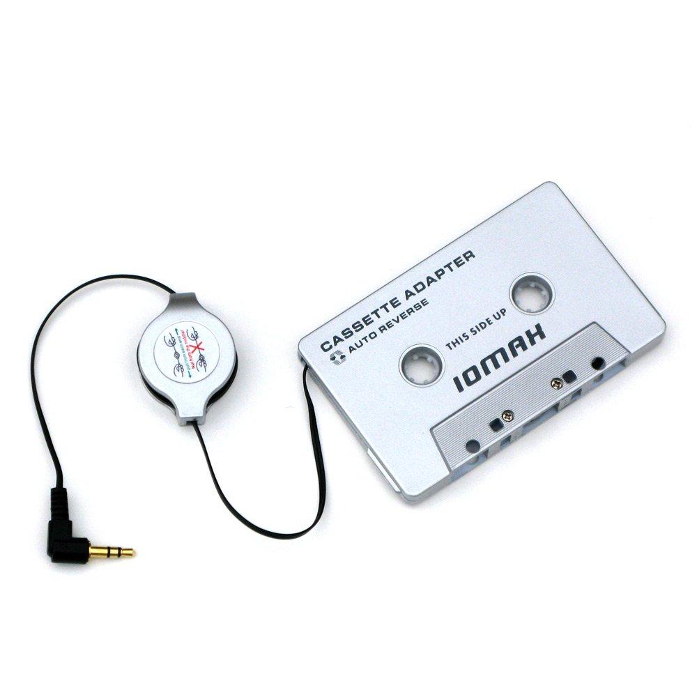 IOMAX Adaptateur Cassette Câ ble Ré tractable ElectricalLand CM60R