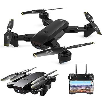 Goolsky SG700-D WiFi FPV RC Drone con Cámara 4K HD Gran Angular ...