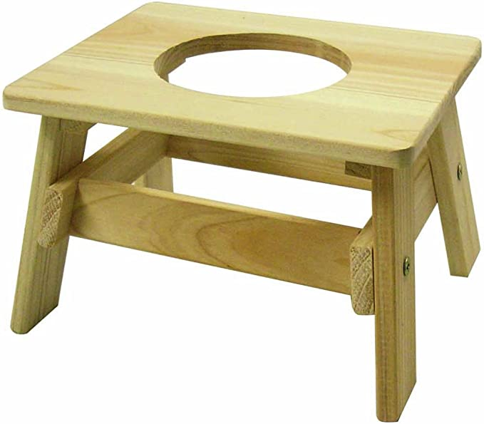 Lohasrus Kids Picnic Table Natural