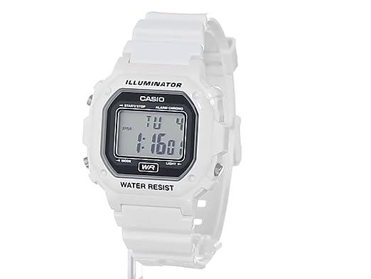 Amazon.com: Casio f-108whc-7acf clásico reloj: Casio: Watches