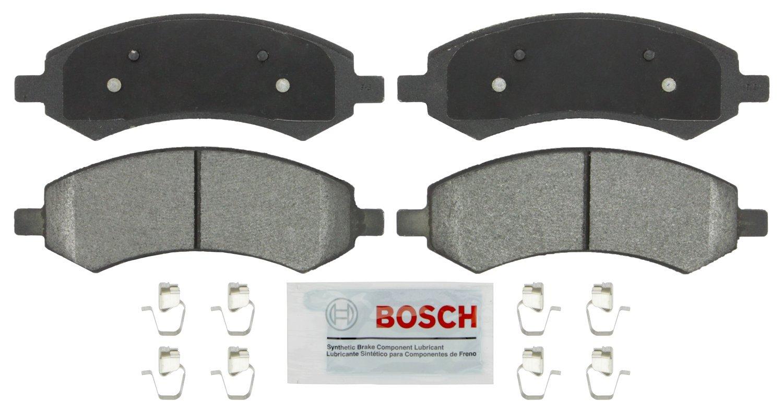 Bosch BSD1084 Severe Duty Disc Brake Pad, 1 Pack