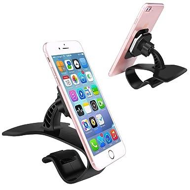 Soporte de coche universal 360 Degree magnético Teléfono Soporte para GPS para iPhone Samsung Xiaomi para