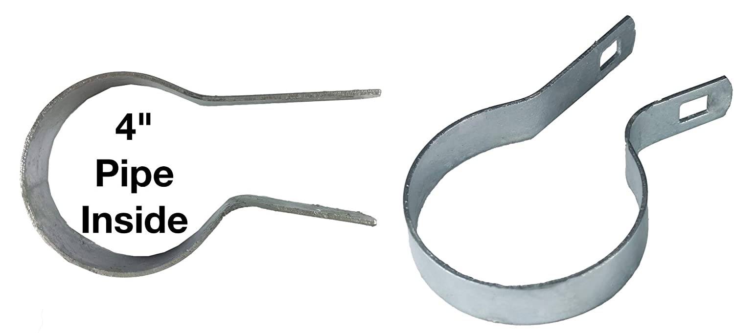 Tools & Home Improvement from fence post to fence post Chain Link ...