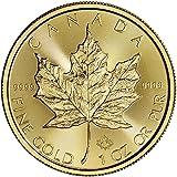 2017 CA Canada Gold Maple Leaf (1 oz) $50 Brilliant Uncirculated Royal Canadian Mint