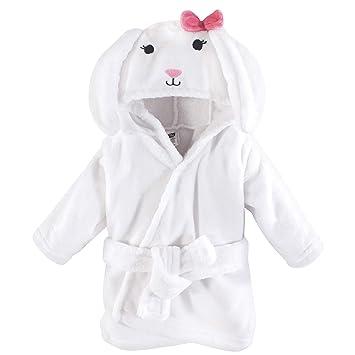 839326c62bff Amazon.com  Hudson Baby Unisex Baby Plush Bathrobe  Baby