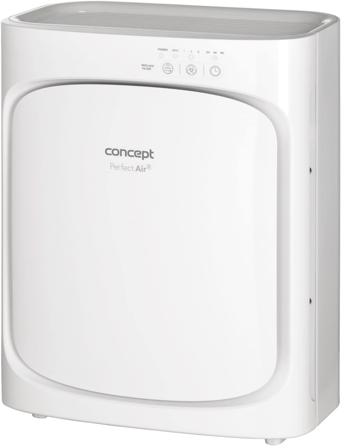Concept Electrodomésticos CA1000 Purificadores de aire, W, 55 ...