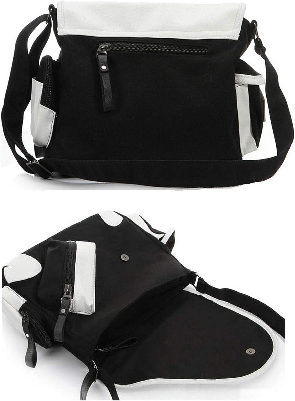 GO2COSY Anime Messenger Bag Handbag Cross-body Tote Bag Student Bag Shoulder Bag for Puella Magi Madoka Magica Cosplay