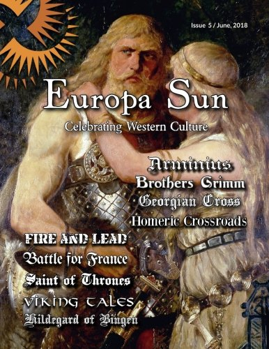 Europa Sun Issue 5: June 2018 (Volume 5)