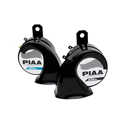 PIAA 85115 Superior Bass Horn: Automotive