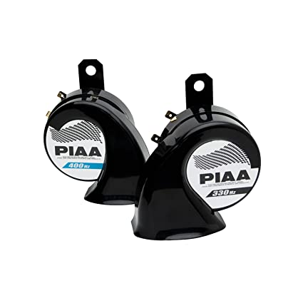 amazon com piaa 85115 superior bass horn automotive rh amazon com