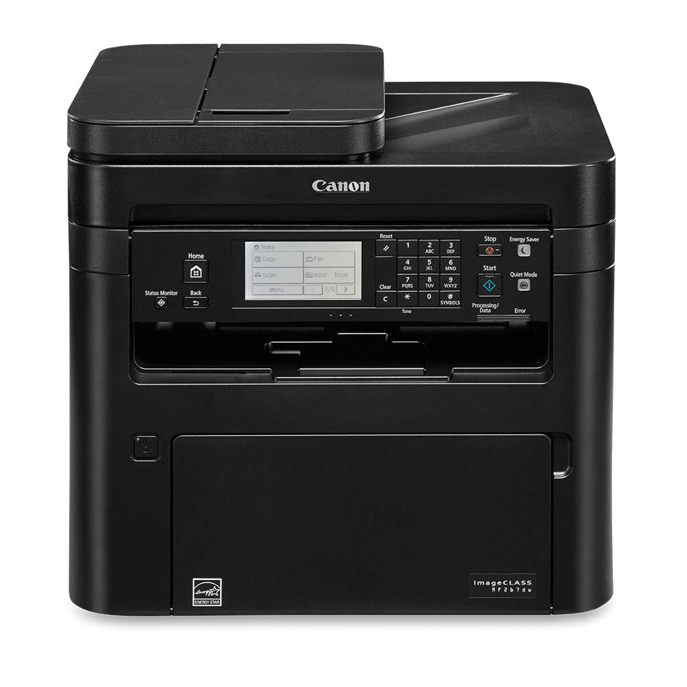Canon imageCLASS MF267dw All-in-One Laser Printer, AirPrint, and  Wireless Connectivity by Canon (Image #1)