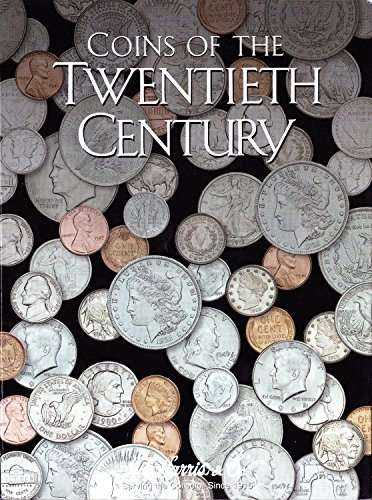1776-2008 COINS OF THE TWENTIETH CENTURY USED HARRIS 8HRS2700 TRIFOLD COIN; ALBUM, BINDER, BOARD, BOOK, CARD, COLLECTION, FOLDER, HOLDER, PAGE, PORTFOLIO, PUBLICATION, SET, VOLUME