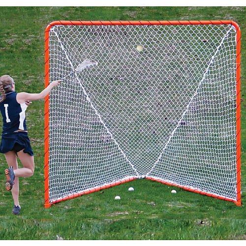 EZGoal Lacrosse Folding Goal 6 Foot 1.5 Inch