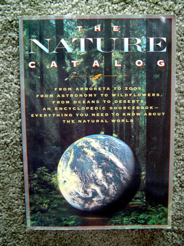 The Nature Catalog, Makower, Joel