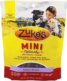 product image for (3 Pack) Zuke's Mini Naturals Dog Treats, Rabbit Flavor
