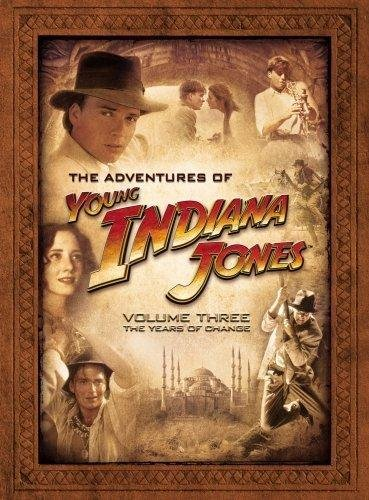 Price comparison product image Adventures Of Young Indiana Jones: Volume 3 - The Years Of Change (Full Frame)