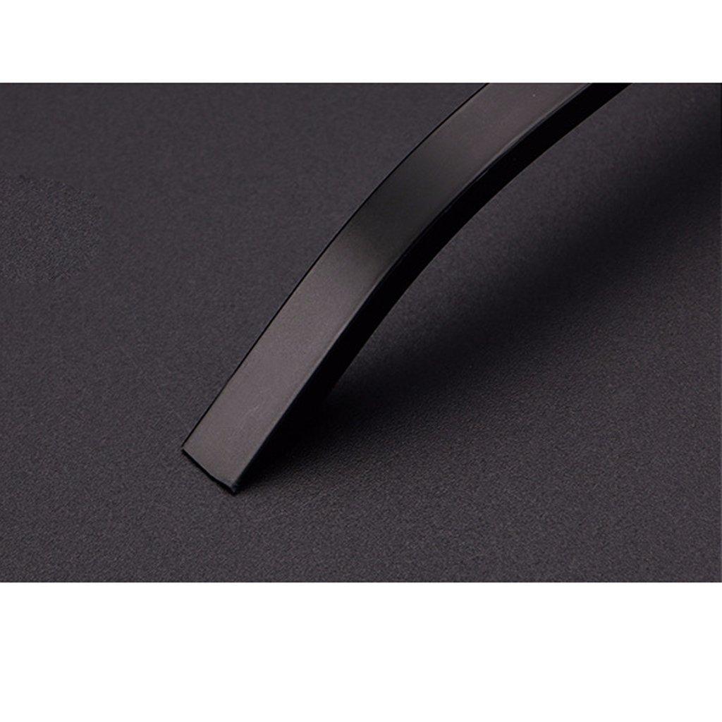 Noir Placard Cabinet Design Exquis Poig/ée en Alliage dAluminium MagiDeal Poign/ée de Tiroir Porte Distance de Trou de 160mm