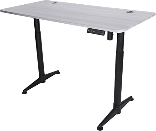 ApexDesk VM55GRY Vortex Series M Edition 55″ Electric Height Adjustable Standing Desk Review