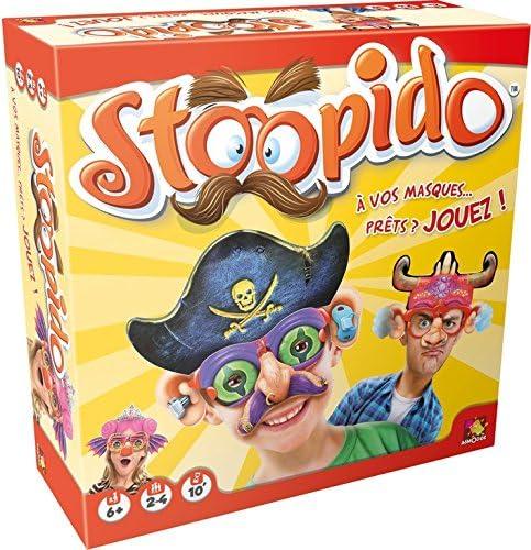 Asmodee - A1503588 - Stoopido: Amazon.es: Juguetes y juegos